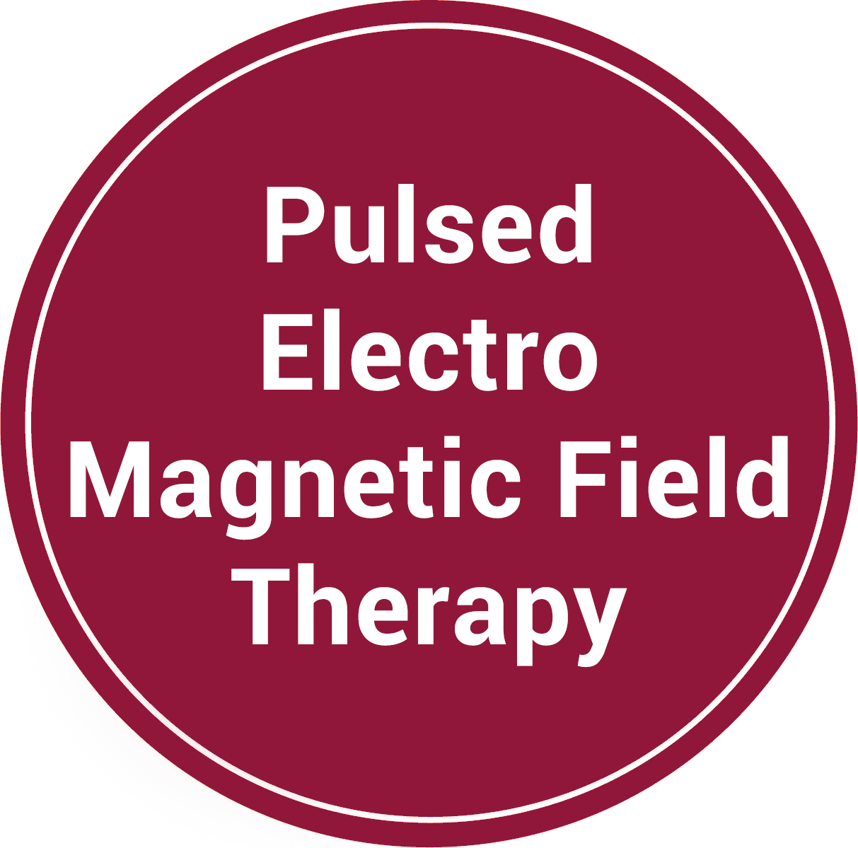 Pulsed Electro Magnetic Field Therapy